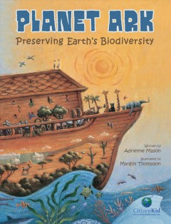 Planet ark : preserving Earth's biodiversity cover image