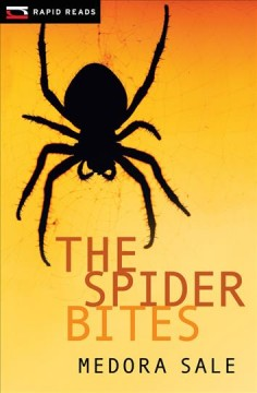 The spider bites cover image