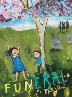 The funeral cover image