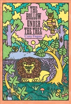 The hollow under the tree cover image