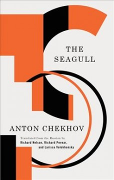 The seagull : a comedy in four acts cover image
