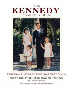 The Kennedy family album cover image