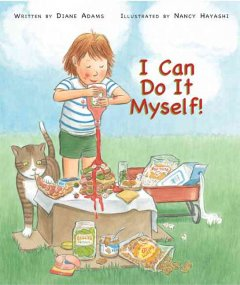 I can do it myself! cover image