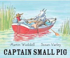 Captain Small Pig cover image