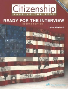 Citizenship, passing the test. Ready for the interview cover image