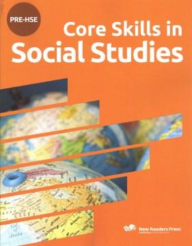 Pre-HSE core skills in social studies cover image