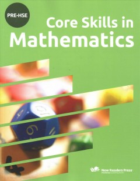 Pre-HSE core skills in mathematics cover image