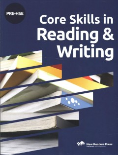 Pre-HSE core skills in reading & writing cover image