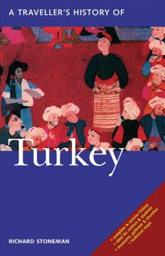 A traveller's history of Turkey cover image