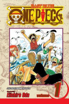 One piece. Volume 1, Romance dawn cover image
