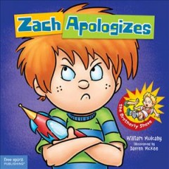 Zach apologizes cover image