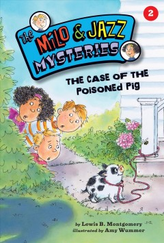 The case of the poisoned pig cover image