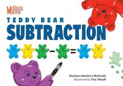 Teddy bear subtraction cover image