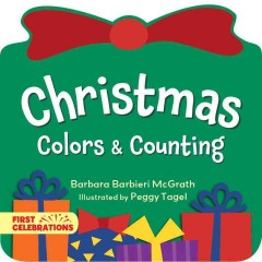 Christmas colors & counting cover image