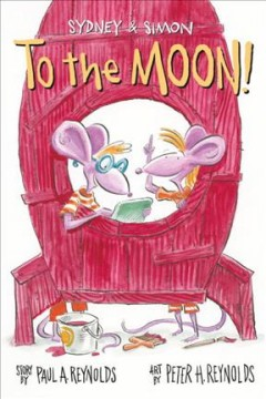To the moon! cover image