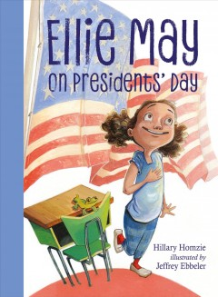 Ellie May on Presidents' Day cover image