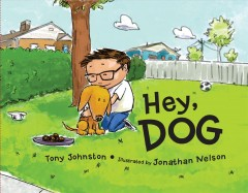 Hey, dog cover image