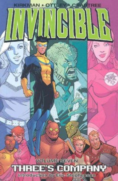 Invincible. [Volume seven], Three's company cover image