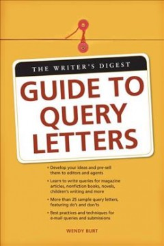 The Writer's Digest guide to query letters cover image