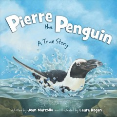 Pierre the penguin : a true story cover image