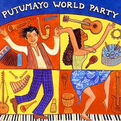 Putumayo world party cover image