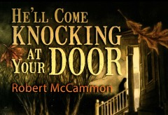 He'll come knocking at your door cover image