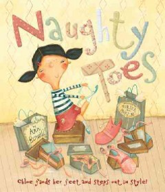 Naughty toes cover image