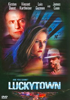 Luckytown cover image