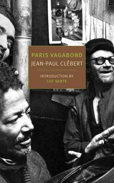 Paris vagabond cover image