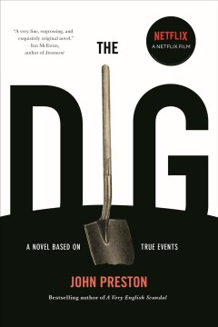 The dig cover image