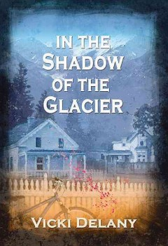 In the shadow of the glacier cover image