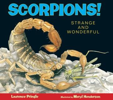 Scorpions! : strange and wonderful cover image