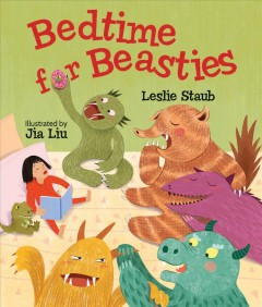 Bedtime for beasties cover image