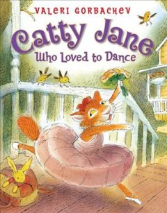 Catty Jane who loved to dance cover image
