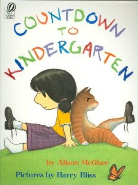 Countdown to kindergarten cover image
