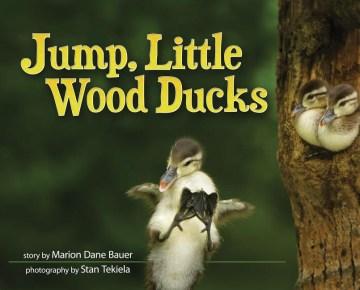 Jump, little wood ducks cover image