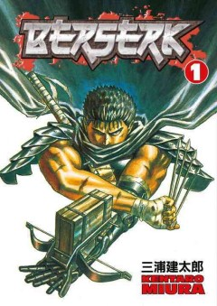 Berserk. Vol. 1 cover image