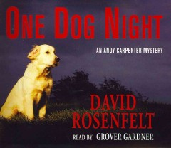 One dog night cover image