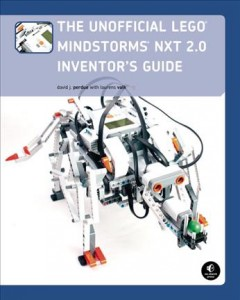 The unofficial LEGO Mindstorms NXT 2.0 inventor's Guide cover image
