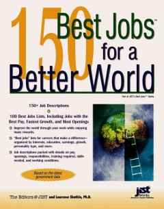 150 best jobs for a better world cover image