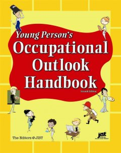 Young person's occupational outlook handbook cover image