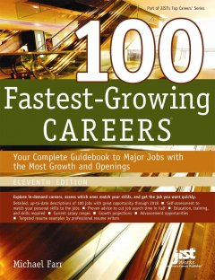 100 fastest-growing careers cover image