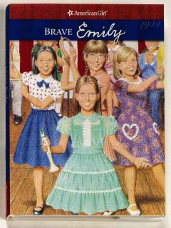 Brave Emily : 1944 cover image