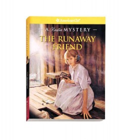 The runaway friend : a Kirsten mystery cover image