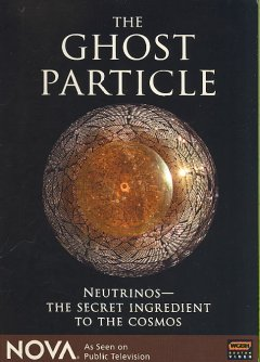 The ghost particle cover image