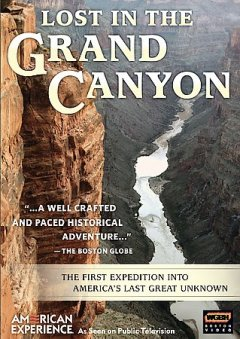 Lost in the Grand Canyon cover image