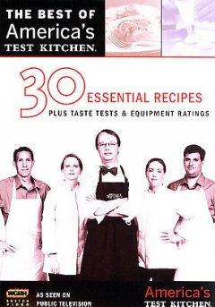 The best of America's test kitchen cover image