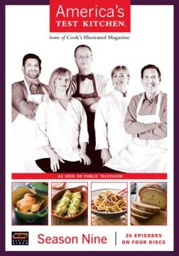 America's test kitchen. Season 9 cover image