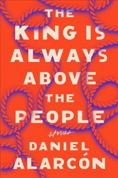 The king is always above the people : stories cover image