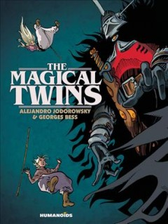 The magical twins cover image